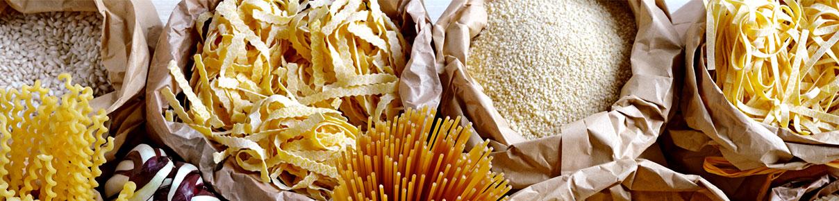 Pasta, Reis und Mehr