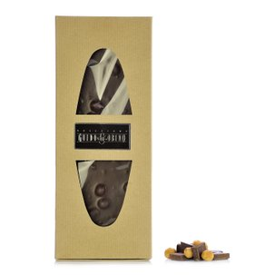 Minifoglio Haselnussschokolade Extra Bitter 300 g