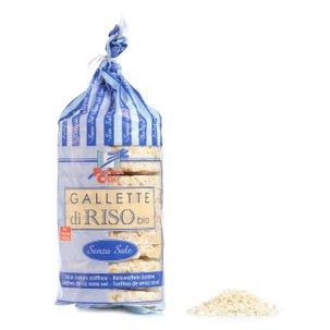 Reis-Gallette ohne Salz 100 g
