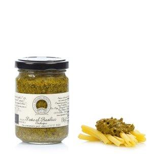 Bio-Basilikum-Pesto 130 g