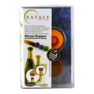 Silikon-Sektflaschenverschluss Eataly