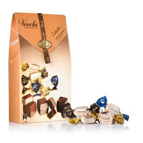 Assorted Filled Cubotti Carton Pack 220g
