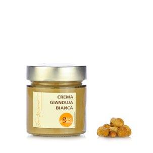 Crema Gianduja Bianca 250g
