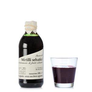 Succo di Mirtilli Selvatici 320ml