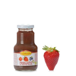 Frullato di Frutta Rossa 200ml