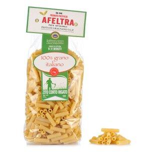 Ziti Corti Rigati 100% Grano Italiano 1kg