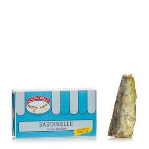 Sardinelle 120g