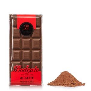 Tavoletta Cioccolato al Latte 100g