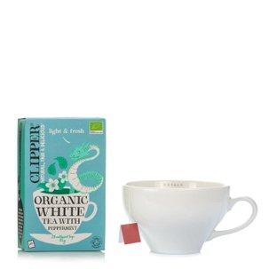 Tè bianco Menta 26 filtri
