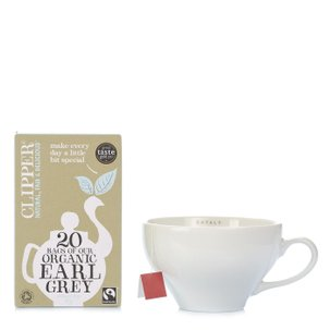 Tè Earl Grey 20 Filtri