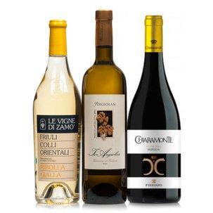 2015 Kit Degustazione: per chi ama i Vini Bianchi
