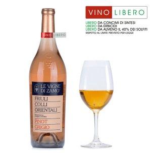 Pinot Grigio Colli Orientali del Friuli DOC 2015 0,75l