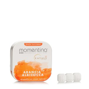 Momentina Arancia Albicocca 25g