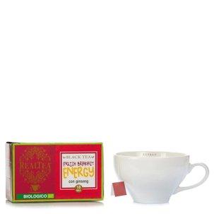 English Energy Tea 18 Filtri