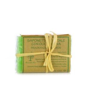 Saponetta al The Verde 100g