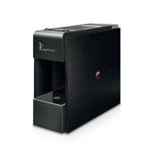 Trè Macchina Espresso Rovere Nero + 30 capsule
