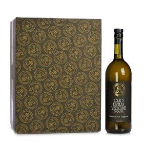 Monocultivar Taggiasca Extra Virgin Olive Oil 1l 6 pcs.