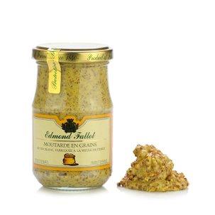 Grain Mustard 210g