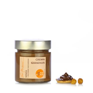 Sugar-Free Gianduja Cream 250g