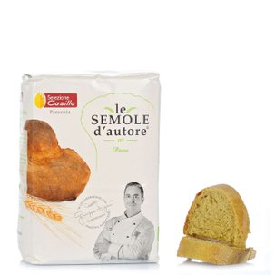 Durum Wheat Semolina for Bread 1kg
