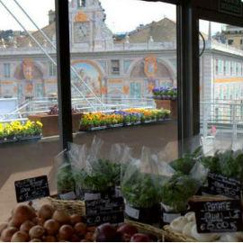 Il Mercato di Eataly Genova