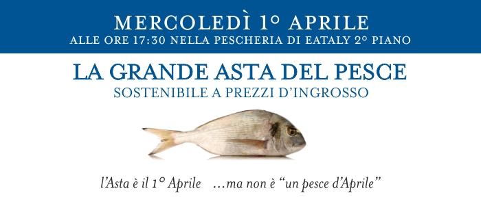 L'asta del pesce di aprile