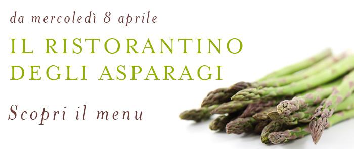 Il Ristorantino degli asparagi