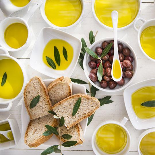 Das beste Olivenöl