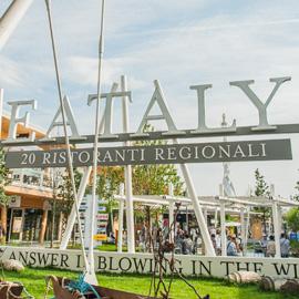 In gita a Expo con Eataly