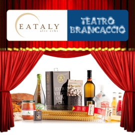 Eataly e il Teatro Brancaccio di Roma