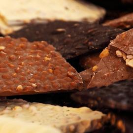 Il Festival del cioccolato: la ristorazione