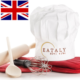 Eataly Smeraldo's Cooking Classes in English