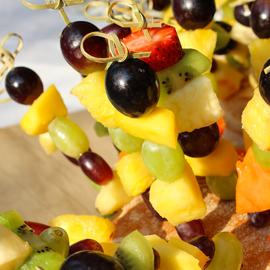 Un weekend a tutta... frutta!