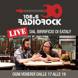 Radio Rock a Eataly Roma