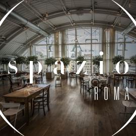 Il ristorante Spazio