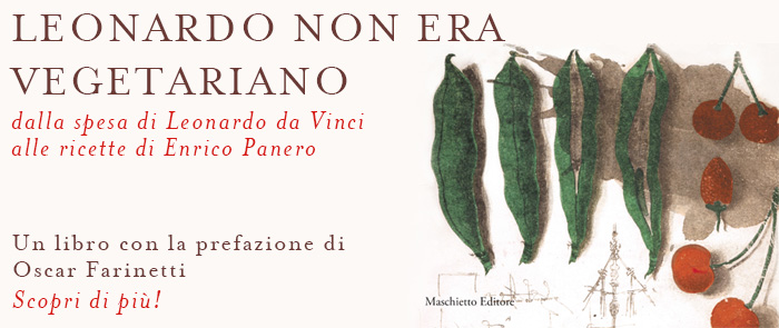 Leonardo non era vegetariano