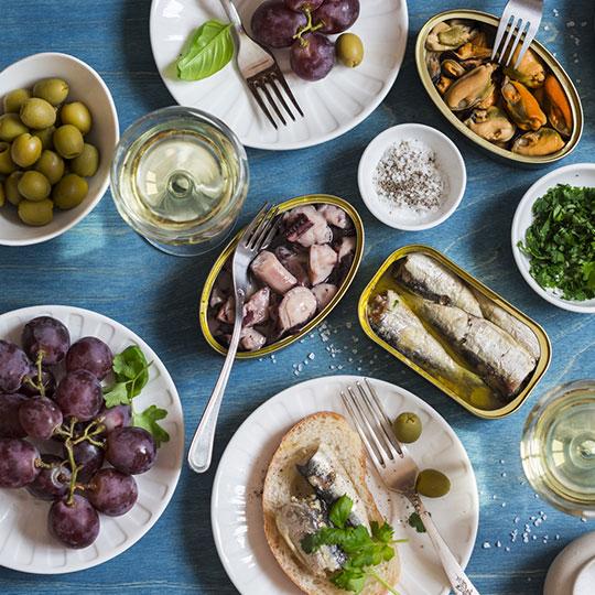 Eccellenze gastronomiche nel mondo