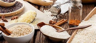 Riz et risotto italiens