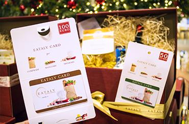 Eataly Card