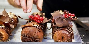 Weihnachtliche Süsswaren