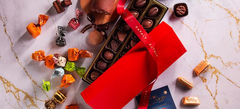 Christmas sweets and treats