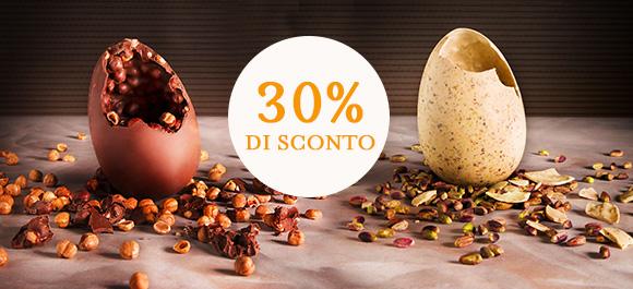 Le Uova di Cioccolato