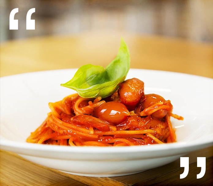 Lo spaghetto eataliano