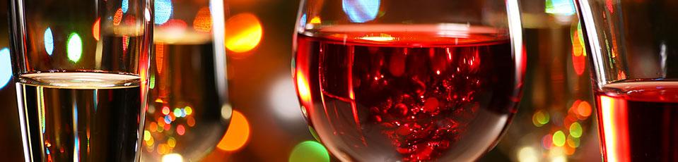 Bottiglie per le Feste
