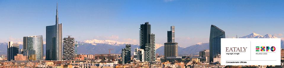 Expo Milano 2015 Auswahl