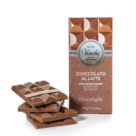 Extra Fina Milk Chocolight Bar  100g