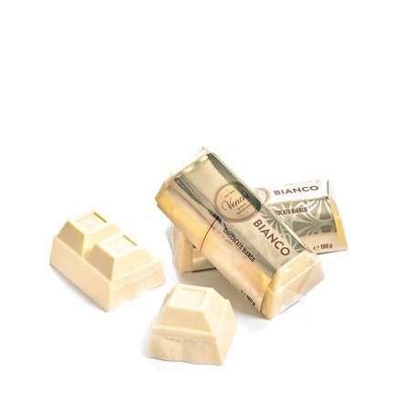 Extra Fine White Chocolate Block  190gr