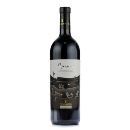 Barbera d'Alba Superiore Papagena 2010