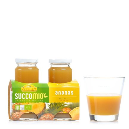 Succomio Pineapple Juice 2x200 ml