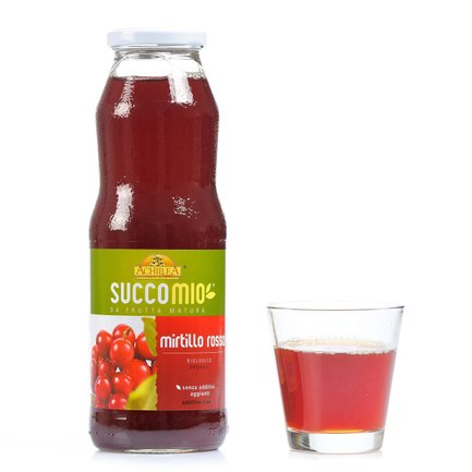 Succomio Cranberry Juice 0.75 l
